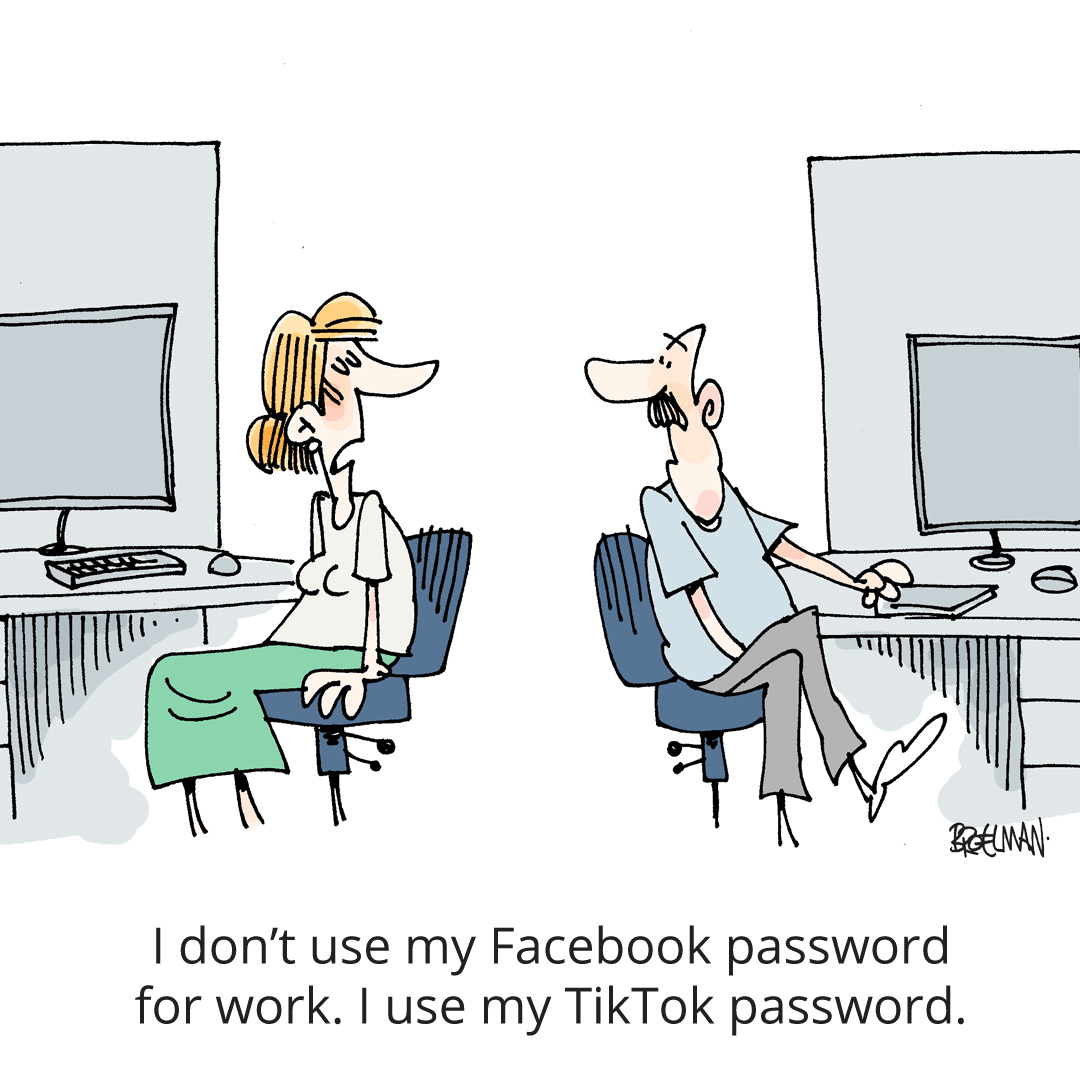 TikTok Password